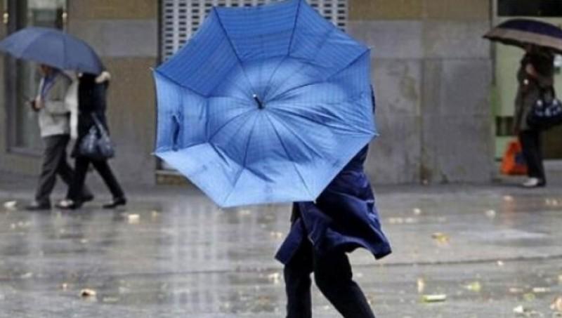 COD GALBEN de ploi și vânt, până la ora 18.30!