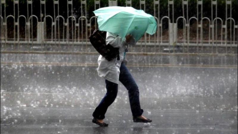 COD GALBEN de ploi și vijelii în mai multe localități din județul Botoșani!