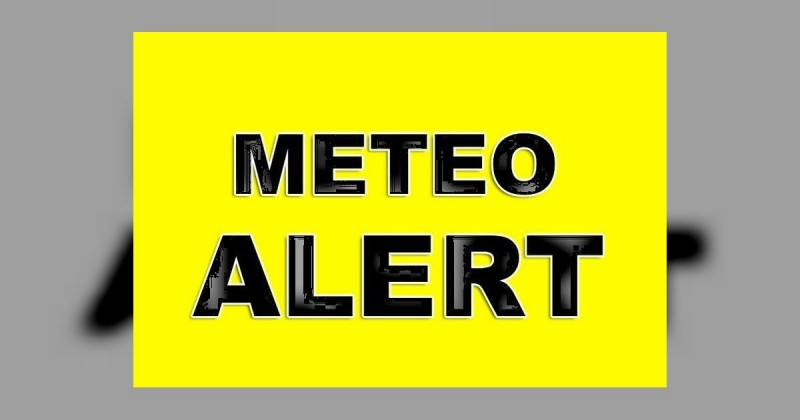 Cod Galben de vânt în județul Botoșani până la ora 18.00!