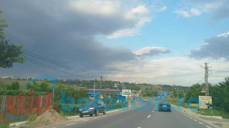 COD PORTOCALIU de furtună în mai multe localităţi din judeţul Botoşani!