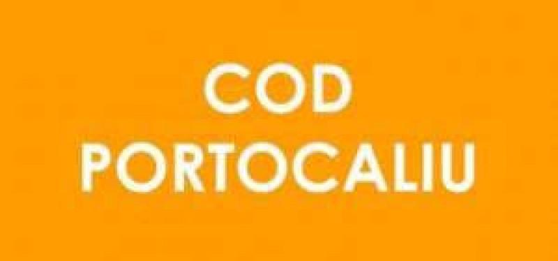 Cod Portocaliu de ploi și vânt pentru zeci de localități din județul Botoșani