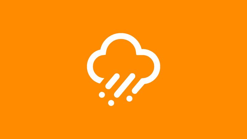 COD PORTOCALIU de ploi și vijelie puternică în județul Botoșani. VEZI localitățile vizate!