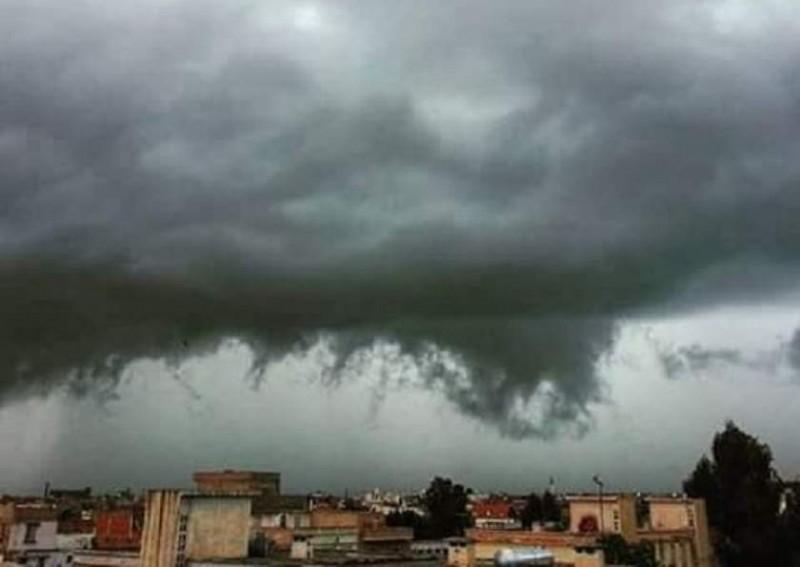 COD PORTOCALIU de ploi și vijelii, emis de ANM pentru localități din județul Botoșani!
