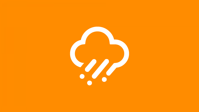 COD PORTOCALIU în județul Botoșani: ploi torențiale, grindină, vijelii!