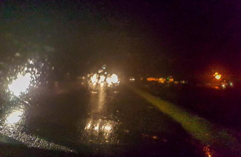 Cod GALBEN de ploi însemnate pentru această noapte la Botoșani