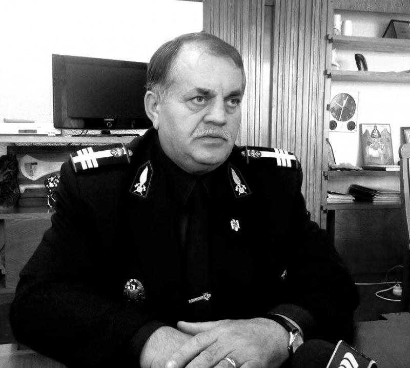 Colonelul Radu Anton, votat masiv, deși a trecut în neființă