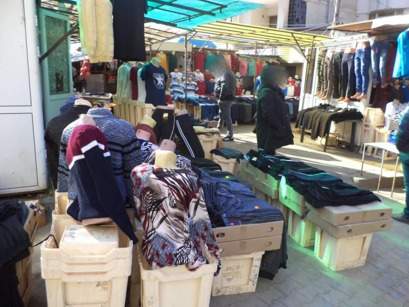 """Comercianții din Piața Centrală, somați să își """"restrângă"""" activitatea! FOTO"""