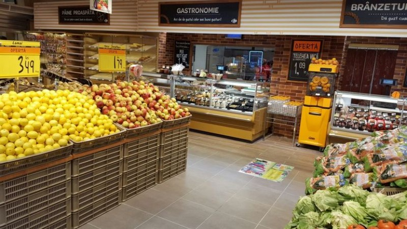 Companiile de distribuție cer Guvernului scoaterea din orașe a magazinelor cu o suprafață de peste 1.000 mp!