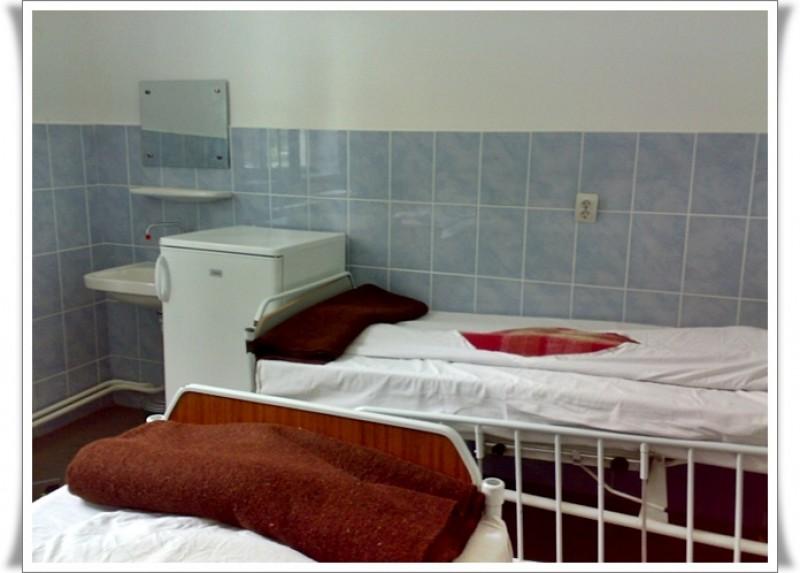 Compartiment pentru spitalizare de zi la Spitalul de Pneumoftiziologie Botoșani!