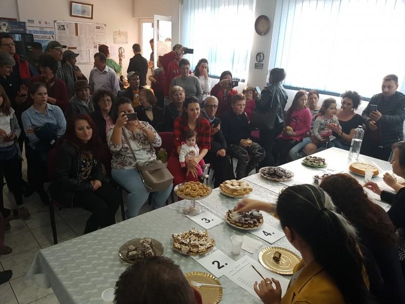 """Competiție """"dulce"""" la Filiala Botoșani a Asociației Naționale a Surzilor din România! - FOTO"""