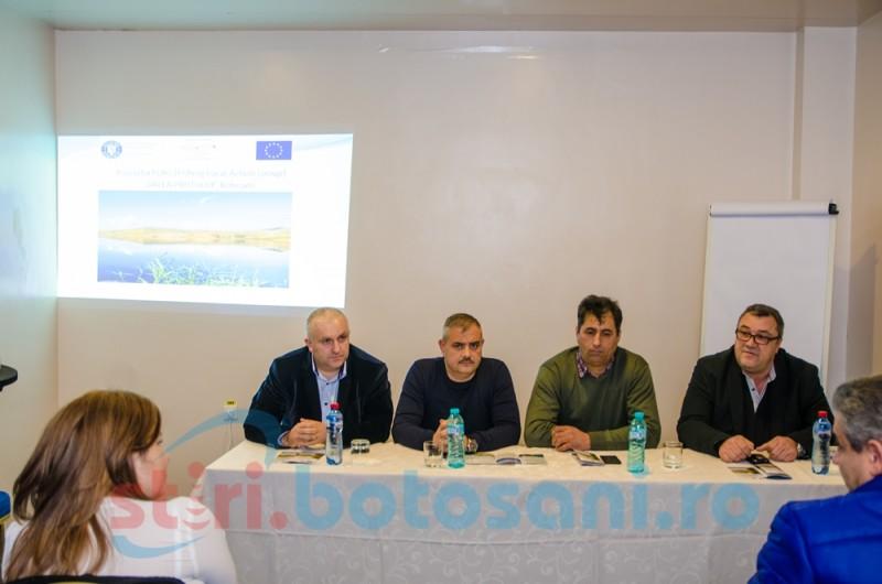 Comuna Ripiceni anunta incheierea activitatilor specifice de animare, informare publica, intalniri de lucru si consultari la nivelul microregiunii deservite