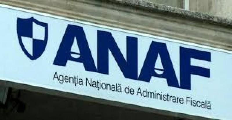 Comunicat - ANAF, preocupată permanent de dezvoltarea comunicării electronice cu contribuabilii
