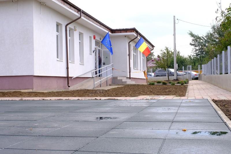 Comunicat - Comuna Broscăuți are grădiniță nouă, în urma unei investiții de peste 200.000 de euro