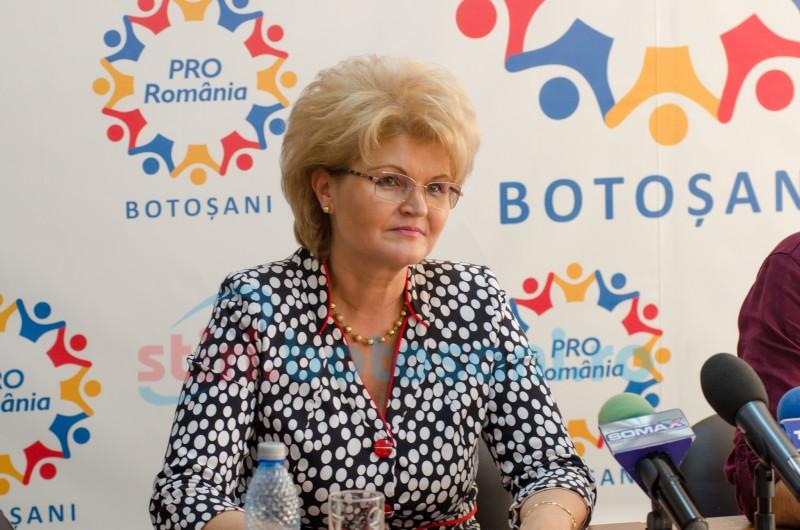 Comunicat de presă Mihaela Huncă, deputat Pro România