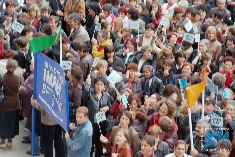 COMUNICAT DE PRESA - Sindicatul Impact Botosani