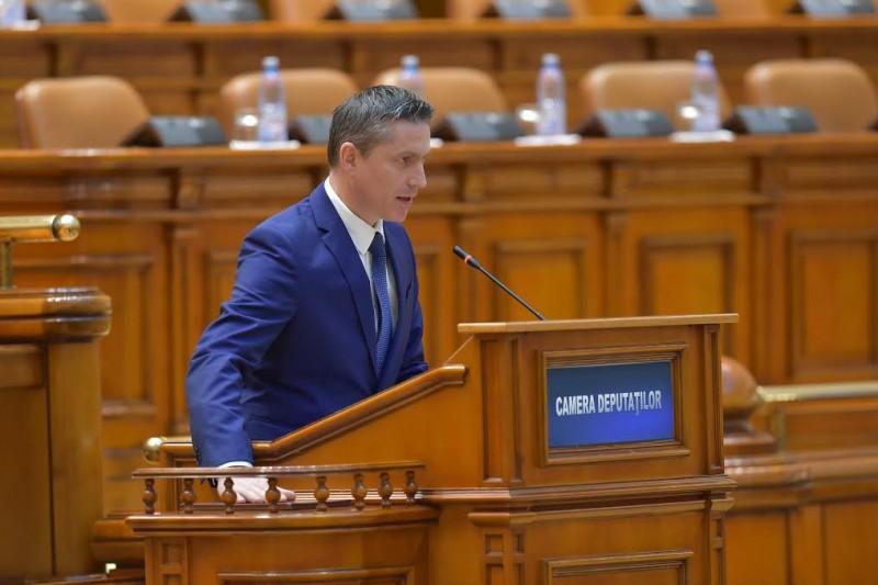 Comunicat - Deputatul Costel Lupașcu este cel mai prezent deputat botoșănean la lucrările plenului Camerei Deputaților