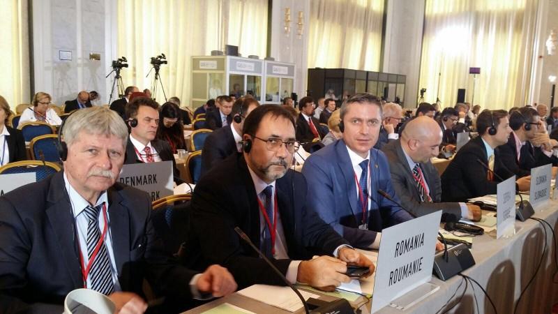 COMUNICAT - Deputatul PSD Costel Lupașcu a participat la Sesiunea de primăvară a Adunării Parlamentare a NATO, la Tbilisi