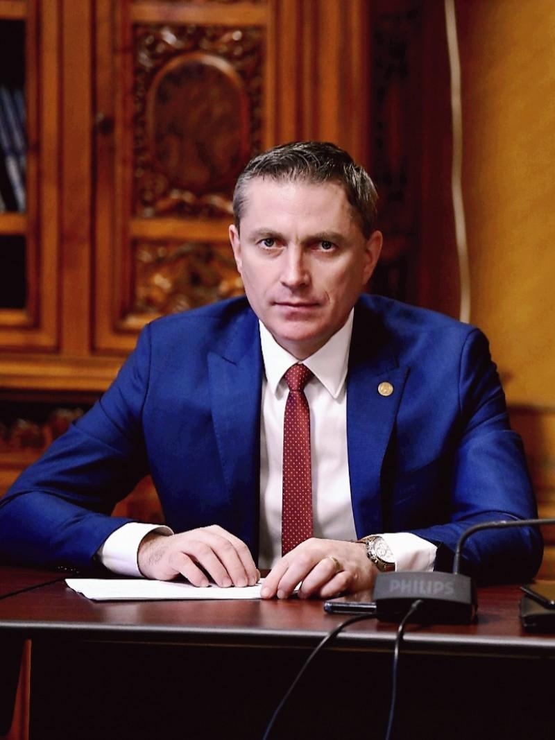 """Comunicat - Deputatul PSD Costel Lupașcu: """"Îl somez pe Președintele Klaus Iohannis să promulge Legea Bugetului de Stat'"""""""