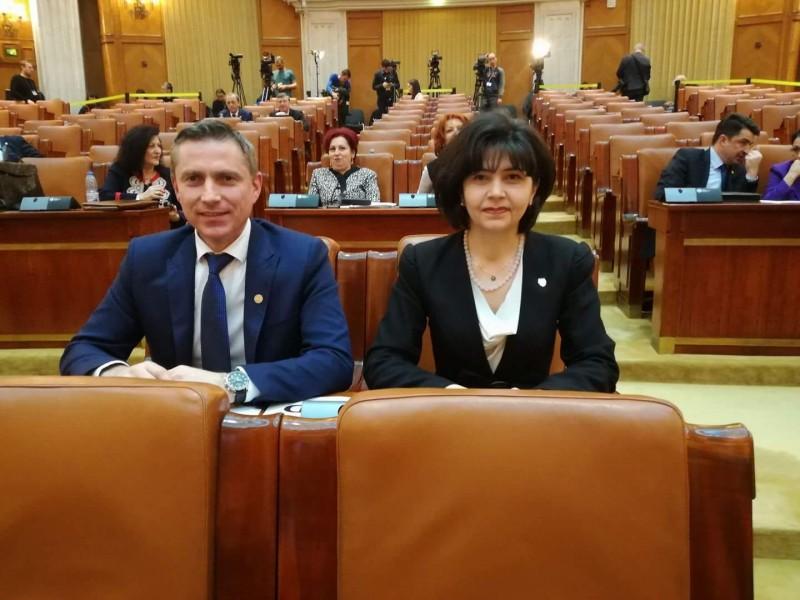COMUNICAT - Doi parlamentari PSD fac demersuri pentru un RMN și CT la Spitalul Județean din Botoșani