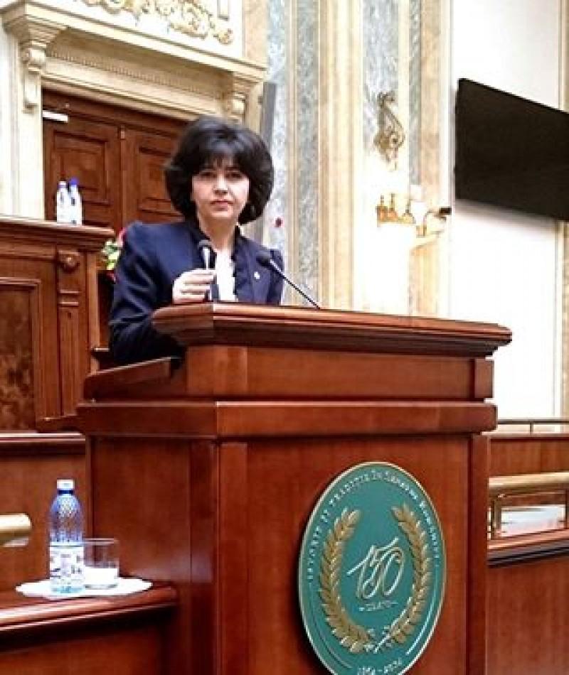 """COMUNICAT - Doina Federovici: """"Fondul Suveran de Dezvoltare și Investiții va fi principalul motor de atragere a investițiilor în România"""""""