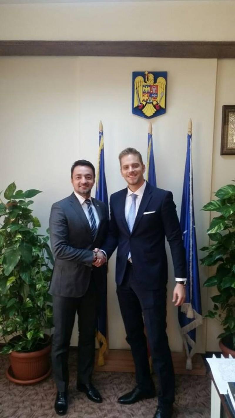 COMUNICAT - Guvernul a adoptat propunerea deputatului PSD Răzvan Rotaru pentru introducerea programelor IT în cheltuielile eligibile din Programul Start-up