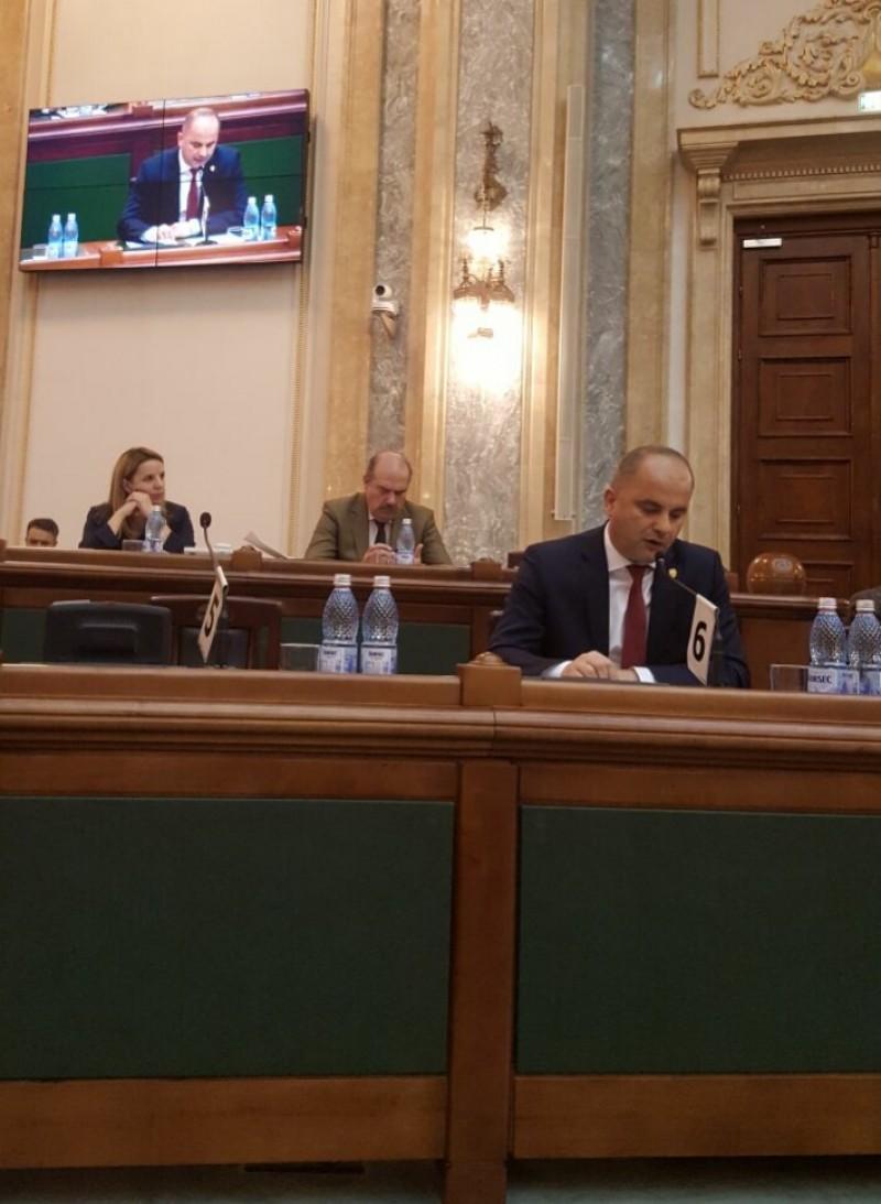 """COMUNICAT Lucian Trufin: """"Ajutor de Stat pentru dezvoltarea sectorului avicol din România"""""""