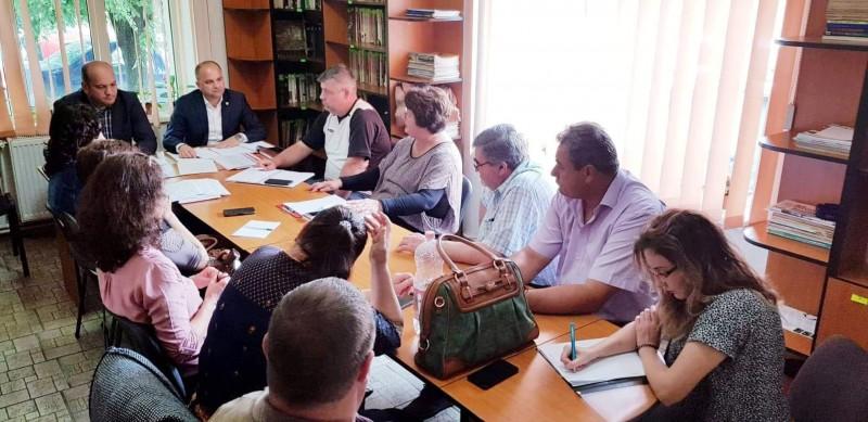 """Comunicat - Lucian Trufin """"Produs în Botoșani – un brand al județului pe cale să devină realitate"""""""