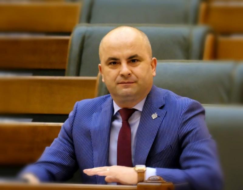 """Comunicat - Lucian Trufin: """"Sprijin pentru stoparea exodului forței de muncă din satele românești"""""""