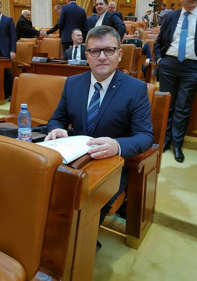 """COMUNICAT - Marius Budăi: """"Încep să se vadă rezultatele guvernării PSD"""""""