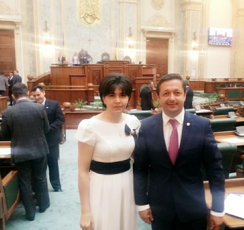 COMUNICAT - Ministrul Tineretului și Sportului în vizită la Botoșani