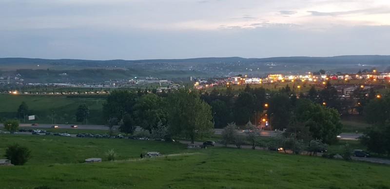Comunicat - Precizări cu privire la Parcul Regional de Agrement, Turistic și Sportiv Cornișa