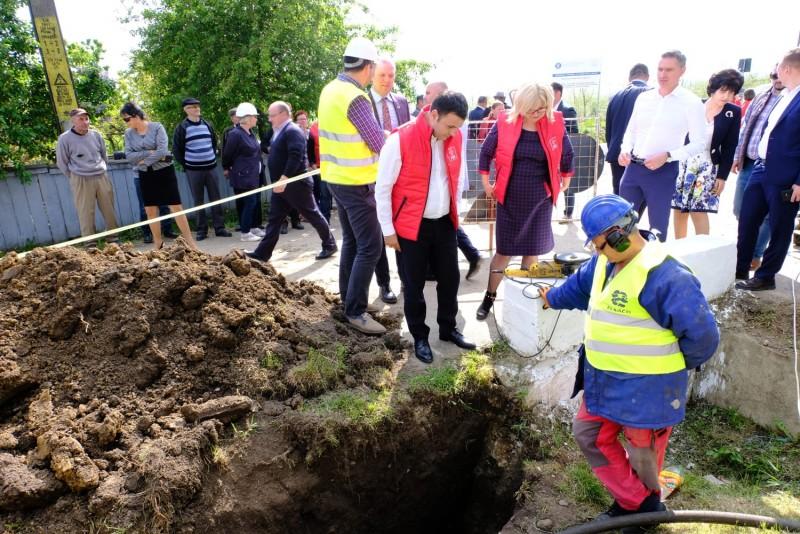 Comunicat: Programele de dezvoltare locală inițiate de PSD aduc investiții importante în localitățile din Botoșani