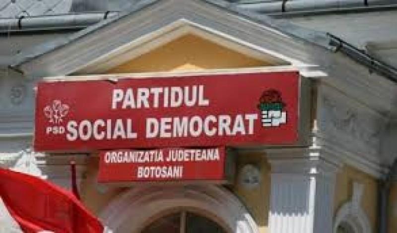 """Comunicat PSD Botoșani: """"PSD solicită președintelui Klaus Iohannis să își ceară scuze pentru afirmațiile iresponsabile împotriva Jandarmeriei"""""""