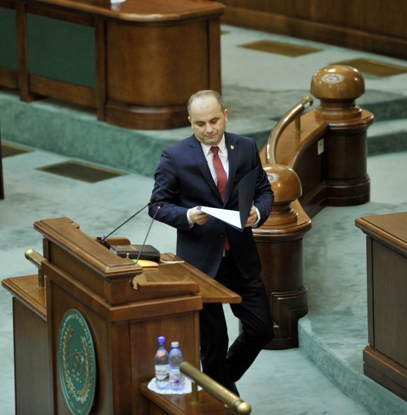 """COMUNICAT """"În Parlament se dezbate Strategia de Dezvoltare Teritorială a României – Orizont 2035"""""""