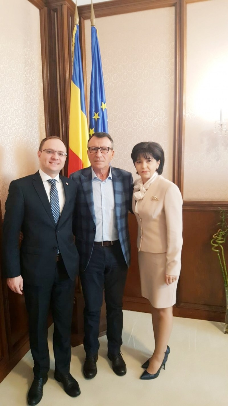 Comunicat - Reprezentanții social-democrați botoșăneni anunță deblocarea lucrărilor pentru Teatrul Mihai Eminescu