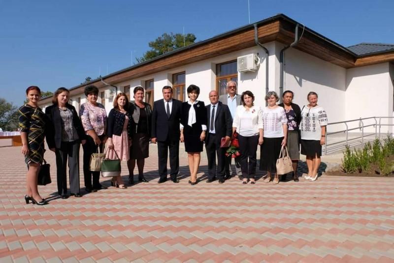 COMUNICAT - Școală modernizată pentru 200 de elevi din Coșula în urma unei investiții de 220.000 euro