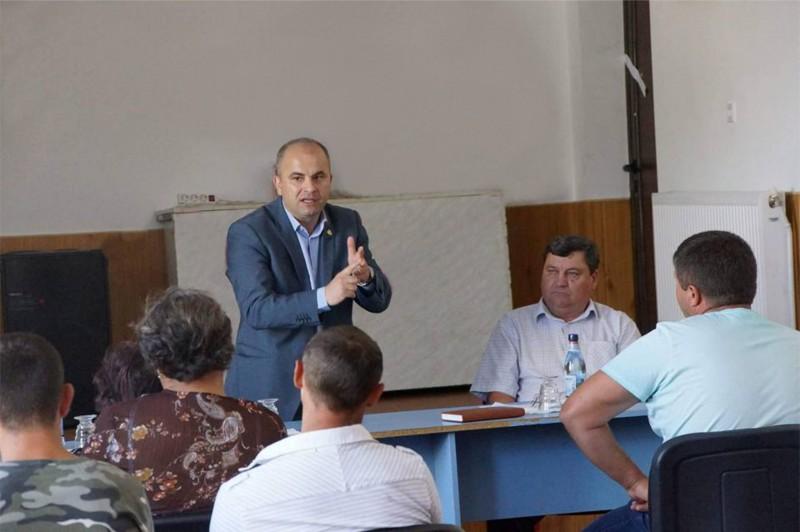 """COMUNICAT Senatorul Lucian Trufin: """"Da, se poate - județul Botoșani pe primul loc la absorbția fondurilor europene din PNDR"""""""