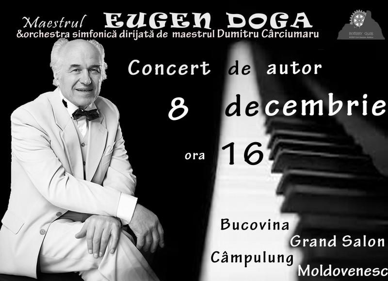 Concert de autor, Eugen DOGA