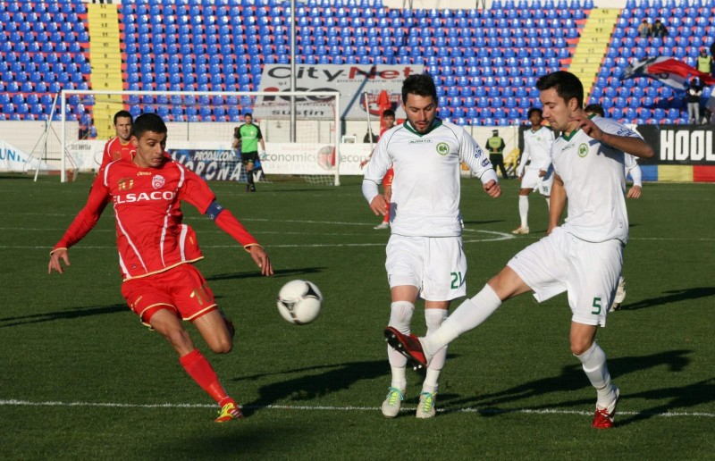 Concordia Chiajna - FC Botoșani 0-2! Calificare ușoară!