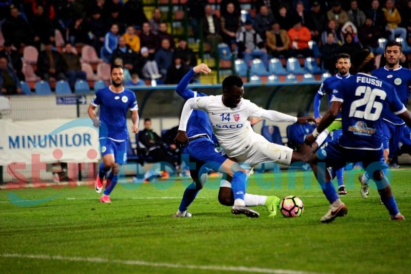 """Concordia Chiajna iese din zona """"fierbinte"""" si face schimb cu Poli Timisoara! Ilfovenii sunt la 4 puncte de FC Botosani!"""