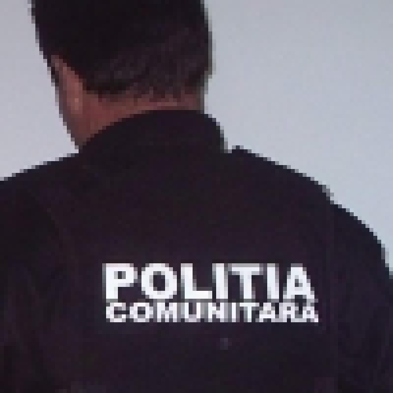 Concurenta mare pentru un post de politist comunitar
