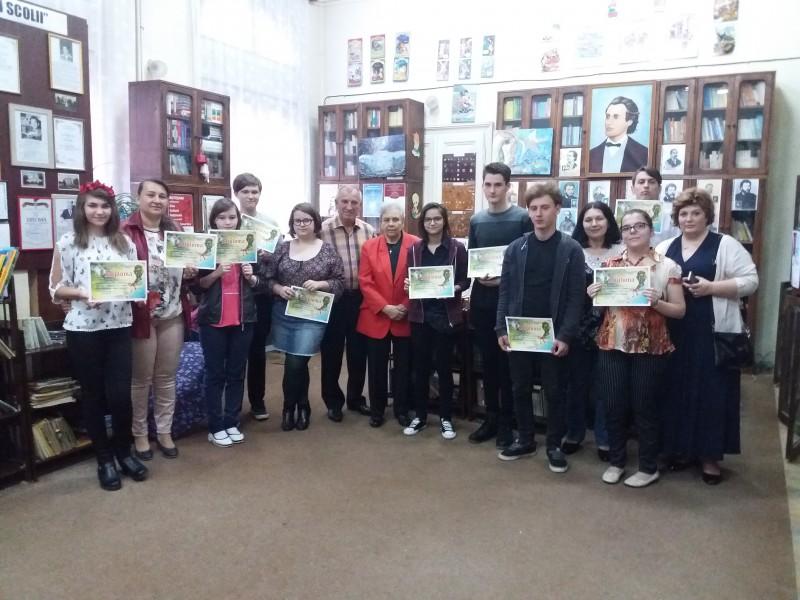 """Concursul de creație literară și artă plastică """"Nicoară"""" 2018 și-a desemnat câștigătorii!"""