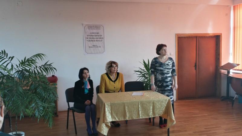 """Concursul Interjudeţean de Teorie a Muzicii """"George Holca"""", la Liceul de Artă """"Ştefan Luchian"""" FOTO"""
