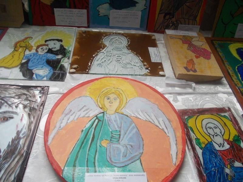 """Concursul Interjudețean """"Dumnezeu, Biserica și eu"""" la Hilişeu- Horia FOTO"""