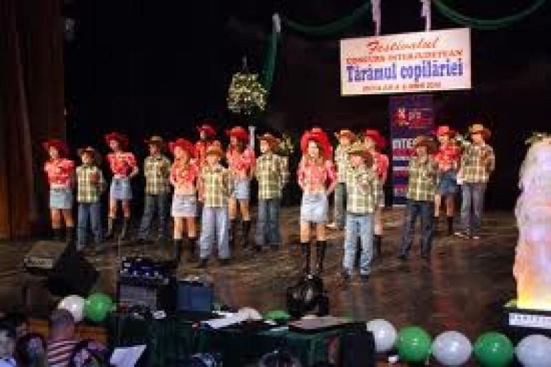 """Concursul Național de Dans """"Tărâmul copilăriei"""""""