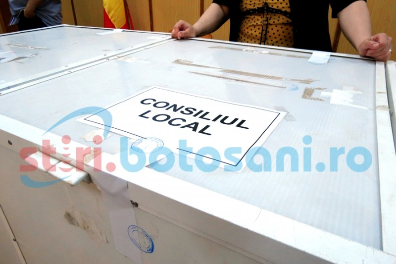 Condamnare dată de Judecătoria Dorohoi pentru fraudarea alegerilor din comuna George Enescu