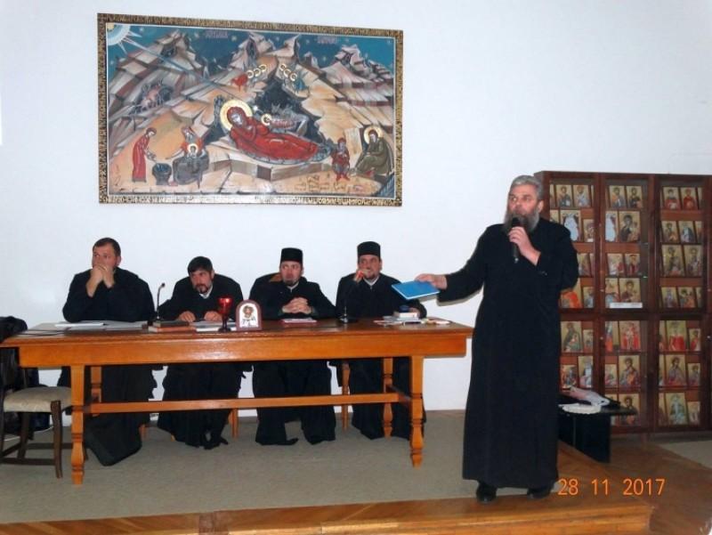 Conferinţă dedicată Sfântului Botez la Botoşani