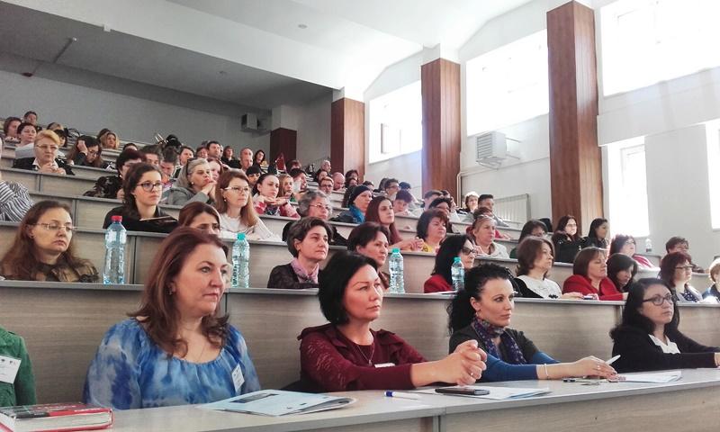 Conferinţa «Education à la citoyenneté européenne», organizată de Inspectoratul Școlar Botoșani - FOTO