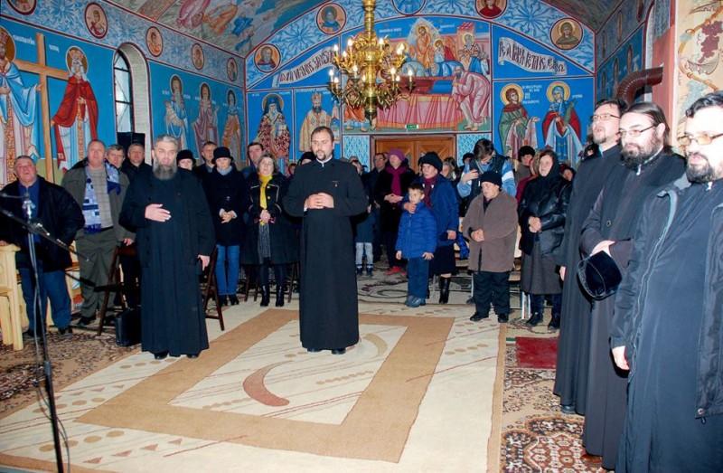 """Conferinţa """"Mărturisitori ai Ortodoxiei în temniţele comuniste"""", în cadrul Cercului misionar Patriarhul Teoctist! FOTO"""