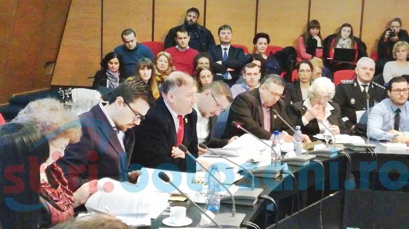 Consilier județean din Botoșani, cooptat în echipa unui ministru